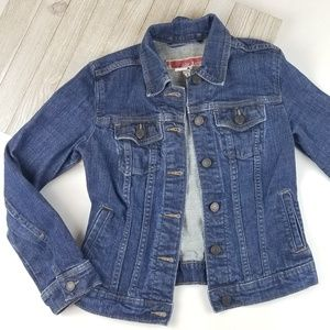 Womens Gap Denim Jeans Jacket Size XS